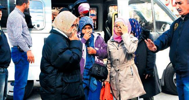 DAEŞ'e katılmaya giden 6 kadın otelde yakalandı