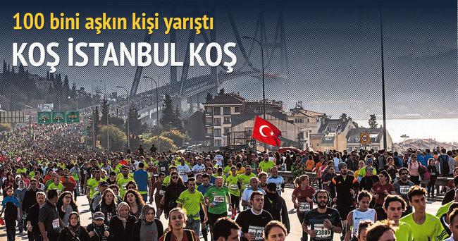 Koş İstanbul koş