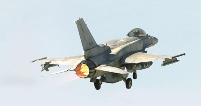 Kandil'deki 44 hedef vuruldu