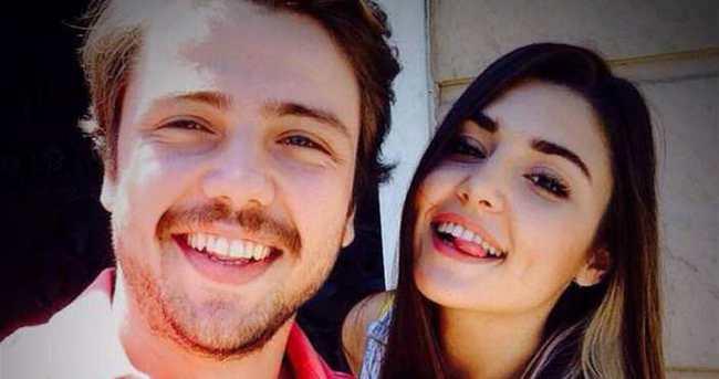 Hande Erçel ile Tolga Sarıtaş'ın arkadaşlığı aşka dönüştü