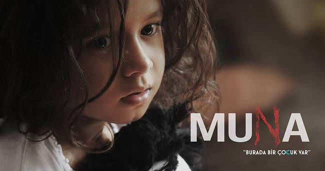 'MUNA' Antalya Film Festivali'nde yarışmaya hak kazandı!