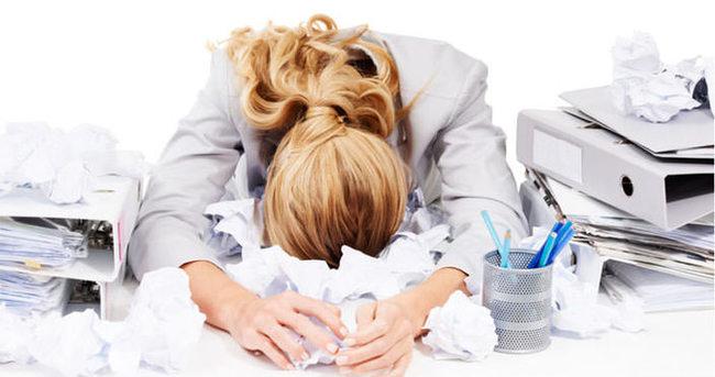 İş stresi yaşayanlar dikkat!