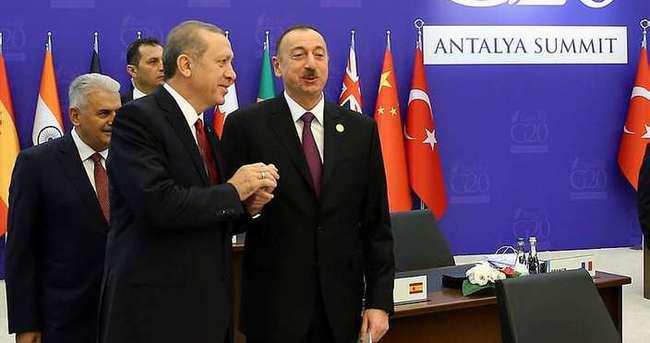 Erdoğan G20 Liderler Zirvesi'nde konuştu