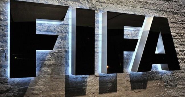 FIFA'dan rüşvet cezası
