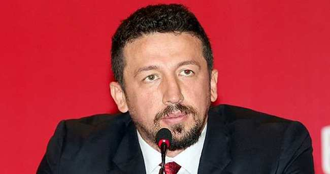 Hidayet Türkoğlu TBF'de CEO oldu