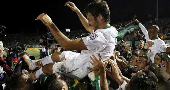 Raul şampiyonlukla veda etti