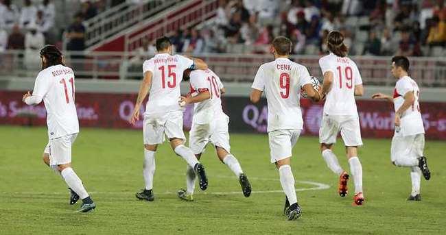 Türkiye-Yunanistan maçının biletleri tükendi