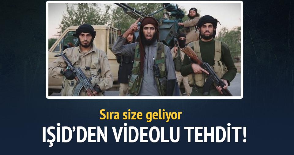 IŞİD'den Washington'a saldırı tehdidi!