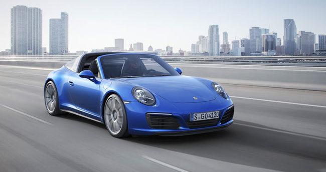 2 yeni Porsche geliyor