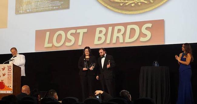 Yitik Kuşlar'a Hollywood'da üç ödül