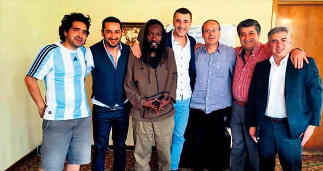 Afrika'da Recep Tayyip Erdoğan'a büyük sevgi