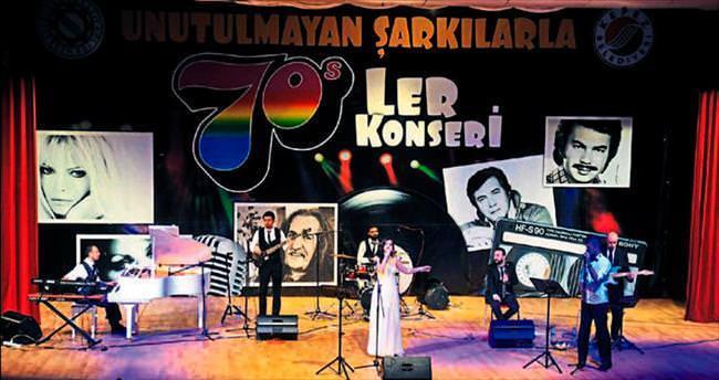 70'lerden müzik esintisi