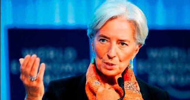 IMF'den sığınmacı sorunu için çağrı