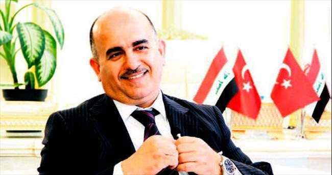 Taha: Irak'la ticaret iki yılda % 30 artar