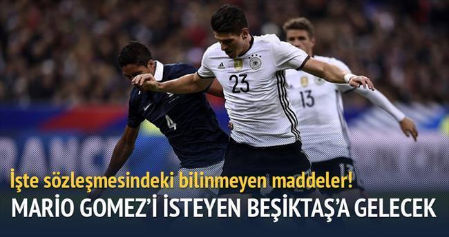 Gomez'i isteyen Beşiktaş'a gelecek