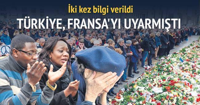 Türkiye, Fransa'yı iki kez uyarmıştı