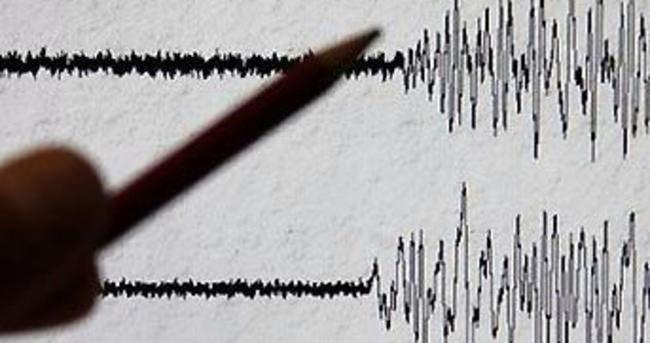 Ege'de 4.2 büyüklüğünde deprem!
