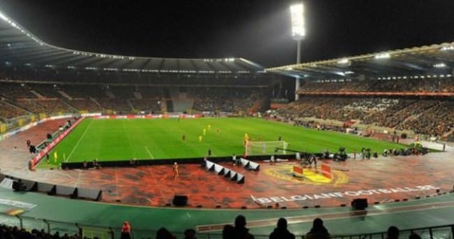Terör tehdidi yüzünden milli maç iptal oldu