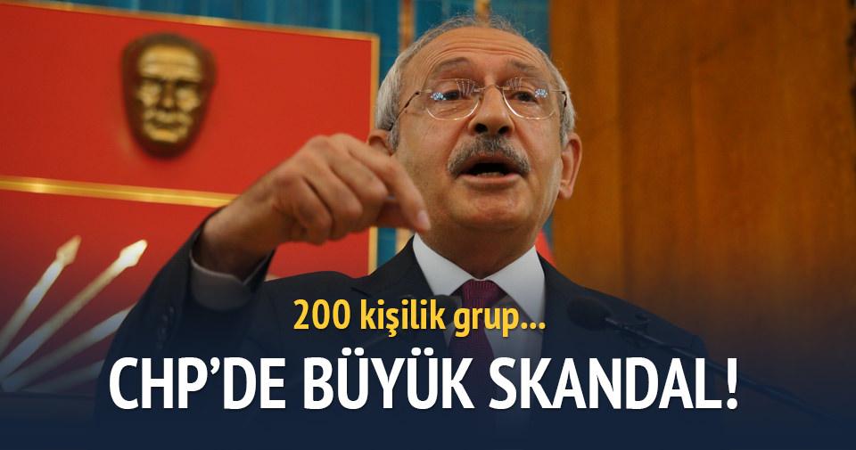 CHP'li belediye başkanı il toplantısını bastı
