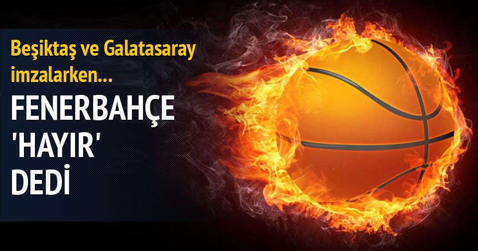 Basketbolda hakem isyanı