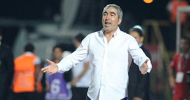 Eskişehirspor, Samet Aybaba ile anlaştı