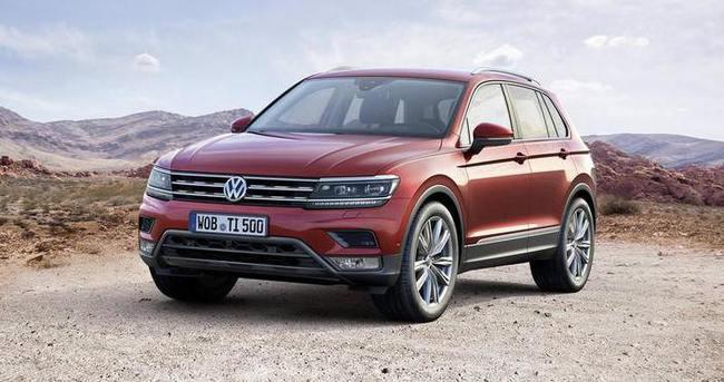 Volkswagen'in satışları yüzde 3.5 düştü