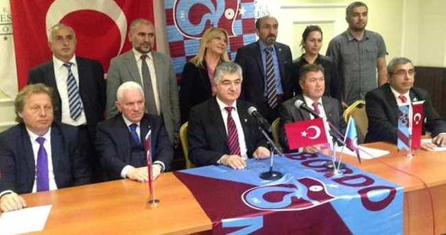 Trabzonspor'da Tahsin Usta, başkan adaylığını açıkladı