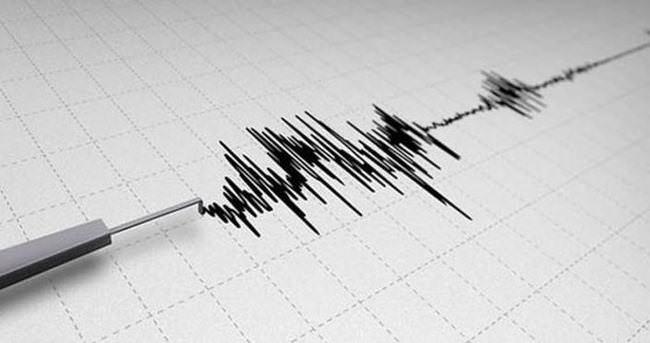 Kırgızistan'da 5,7 büyüklüğünde deprem