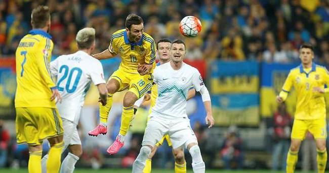 Ukrayna Euro 2016'da