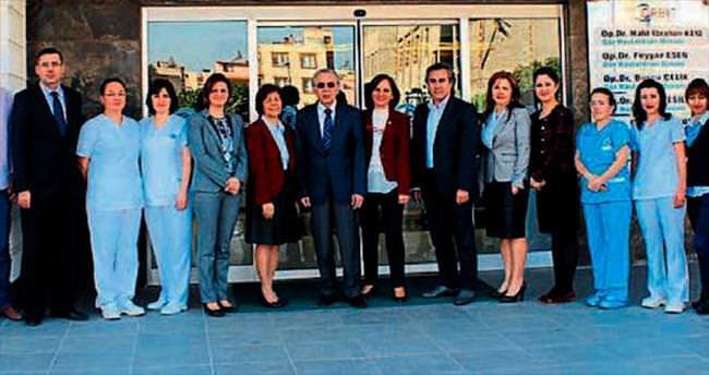 Antalya'nın göz merkezi