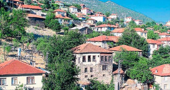 İbradı'nın tarihi evleri YAPEX'te tanıtılacak
