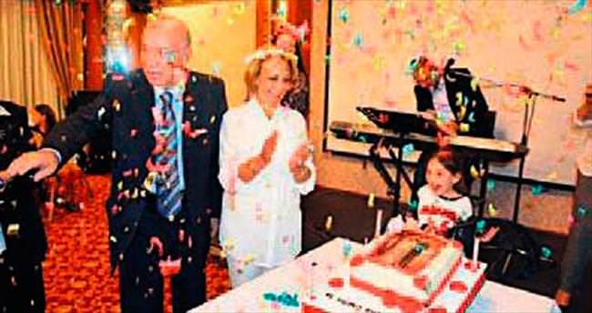 45 yıl geciken düğün