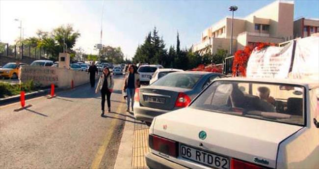Hacettepe otoparkını Büyükşehir işletecek