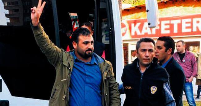 PKK'ya baskın: 5 tutuklama