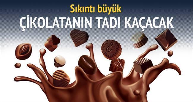 Kakao çikolatanın tadını kaçıracak