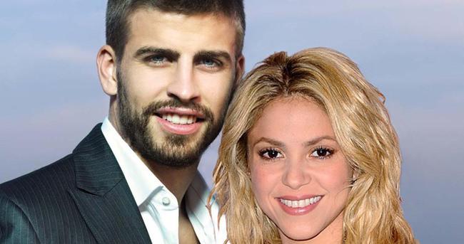 Pique ve Shakira'ya büyük şok!