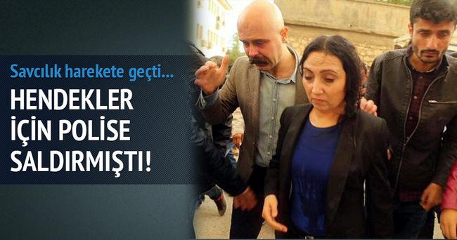 Figen Yüksekdağ'a soruşturma!