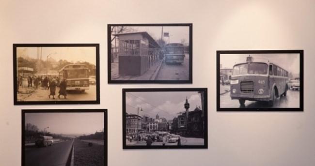İstanbul'un ulaşım tarihi bu sergide