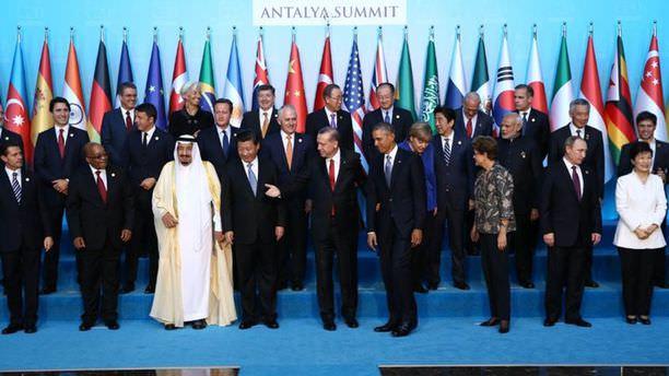 G20'yi kana bulayacaklardı