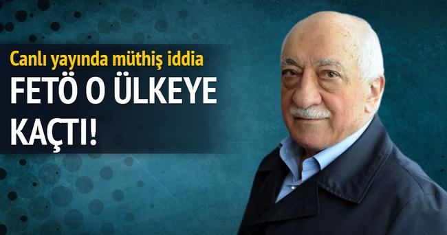 Fethullah Gülen'in Kanada'ya kaçtığı iddia edildi