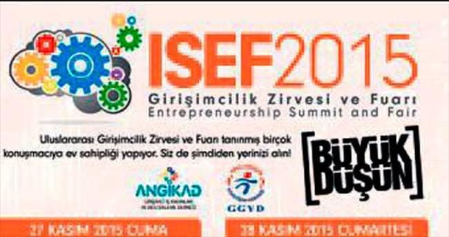 ISEF 2015 için geri sayım başladı