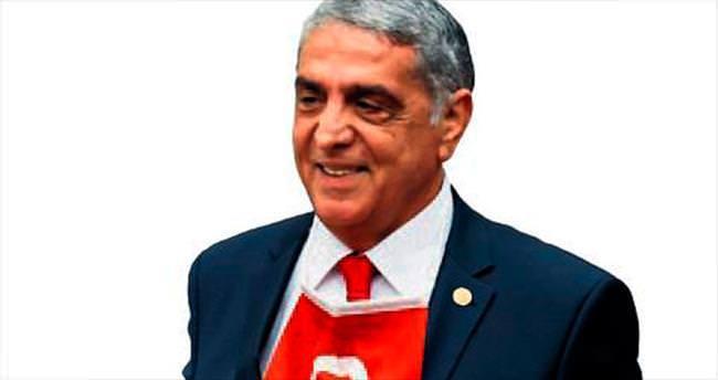 Türk bayraklı yemin 24 yıllık hayalimdi