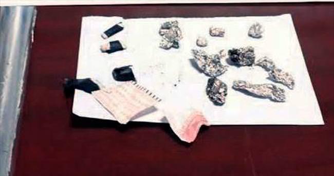 Polisten uyuşturucu tacirlerine suçüstü