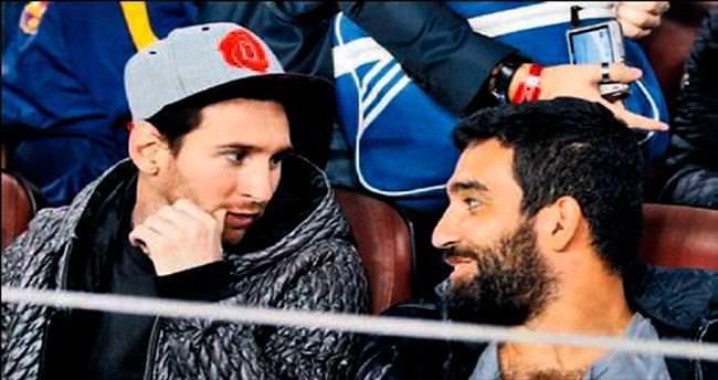 TFF Messi için düğmeye bastı