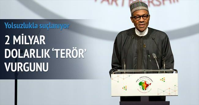 2 milyar dolarlık 'terör' vurgunu