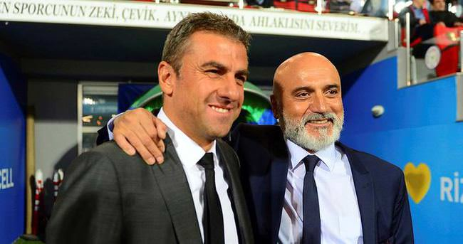 Galatasaray, Hamza Hamzaoğlu'nu KAP'a bildirdi