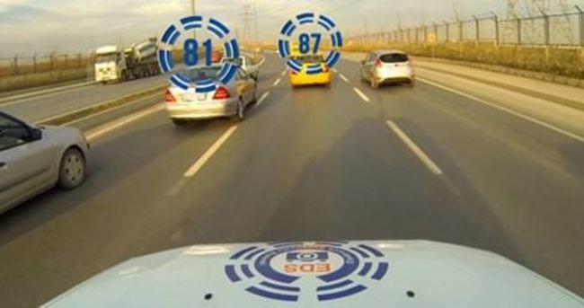 Mobil EDS'ler trafiğe çıkıyor