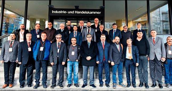 Antalya OSB'nin Almanya çıkarması