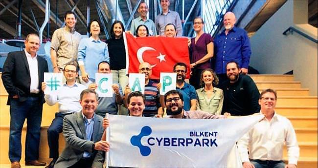 Cyberpark'a ödül getiren 'CAP' yeniden başlıyor!