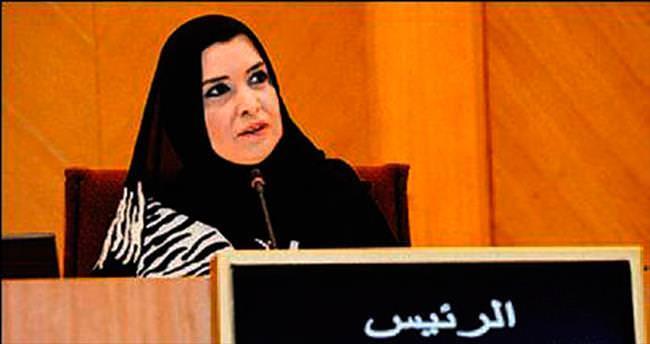 Arap dünyasında ilk kadın başkan